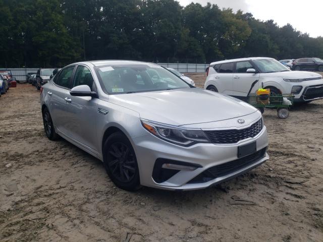Vehiculos salvage en venta de Copart Austell, GA: 2019 KIA Optima LX