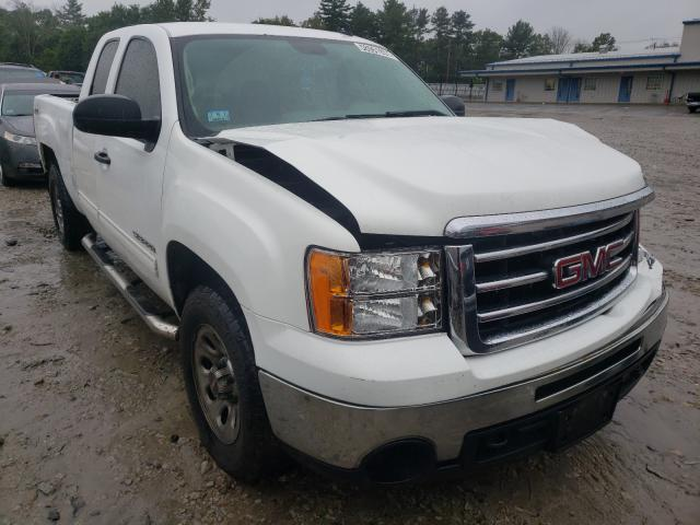 Salvage cars for sale from Copart Mendon, MA: 2012 GMC Sierra K15