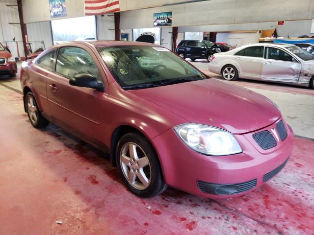 Pontiac G5 salvage cars for sale: 2007 Pontiac G5