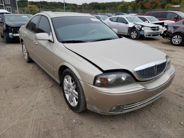 Salvage cars for sale from Copart Madison, WI: 2004 Lincoln LS