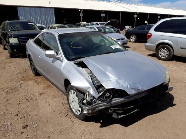 Salvage cars for sale from Copart Phoenix, AZ: 2001 Honda Accord LX