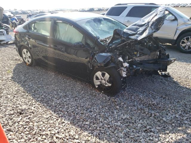 Salvage cars for sale from Copart Earlington, KY: 2018 KIA Forte LX