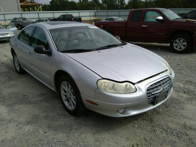 Salvage cars for sale from Copart Chatham, VA: 2000 Chrysler LHS