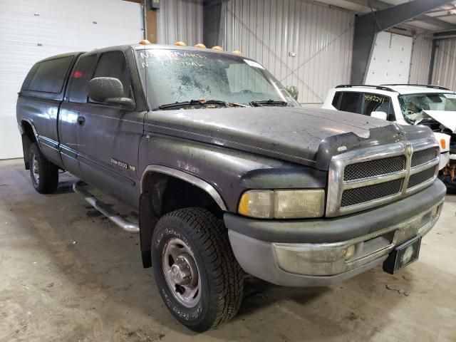 Dodge RAM 2500 salvage cars for sale: 1999 Dodge RAM 2500