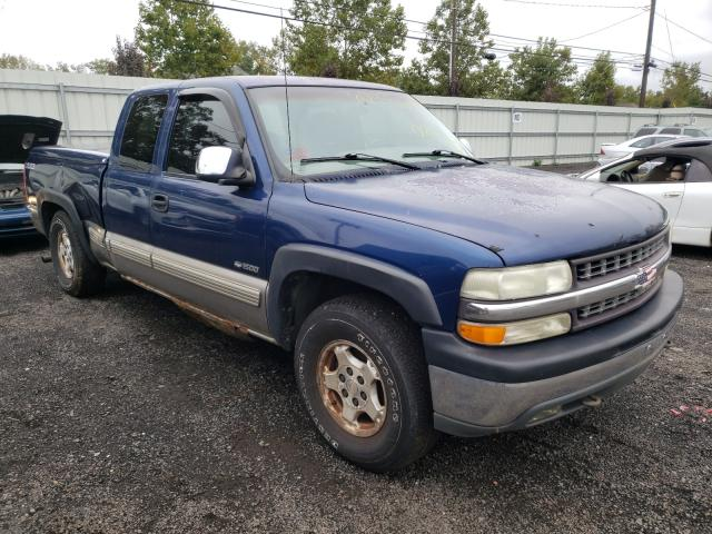 Salvage cars for sale from Copart New Britain, CT: 1999 Chevrolet Silverado