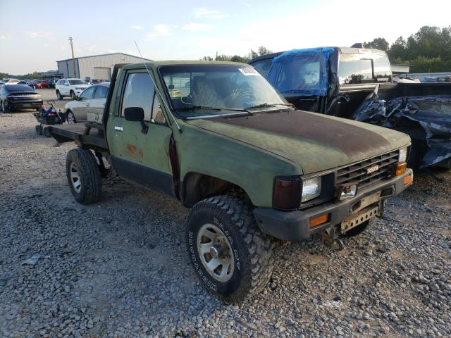 Salvage cars for sale from Copart Memphis, TN: 1987 Toyota Pickup RN6
