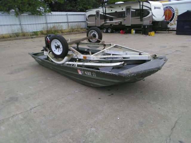 Alumacraft salvage cars for sale: 1984 Alumacraft Boat