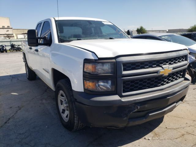 Salvage cars for sale from Copart Tulsa, OK: 2014 Chevrolet Silverado