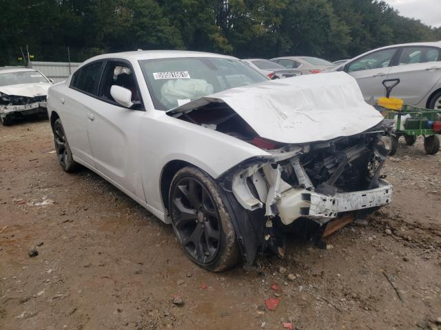 Salvage cars for sale from Copart Austell, GA: 2016 Dodge Charger SX