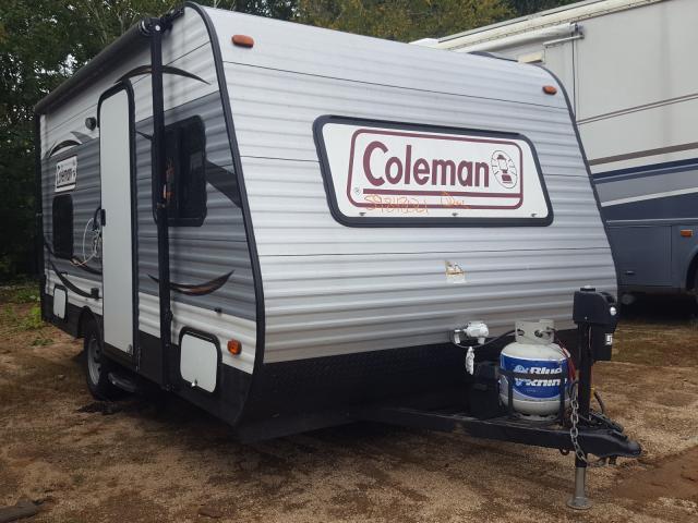 Coleman salvage cars for sale: 2016 Coleman Lantern