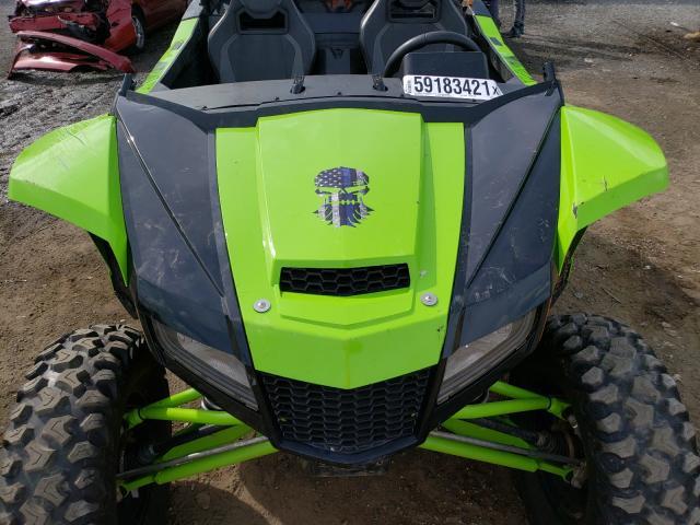 2018 ATV ALL MODELS 4UF18MPV1JT302072