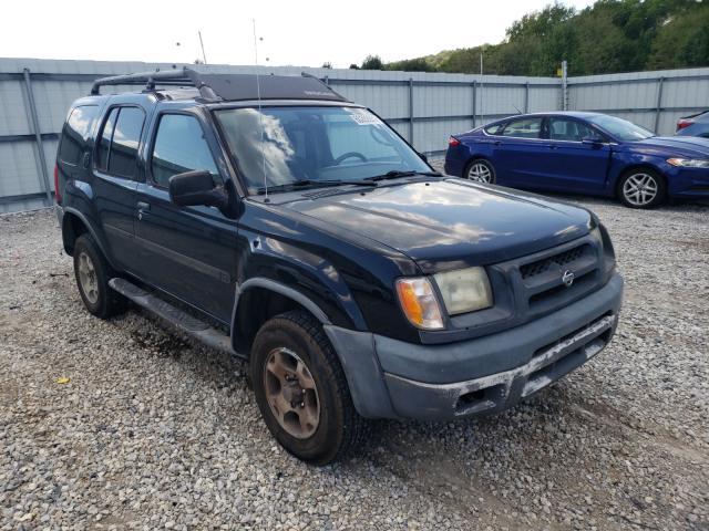 Salvage cars for sale at Prairie Grove, AR auction: 2000 Nissan Xterra XE
