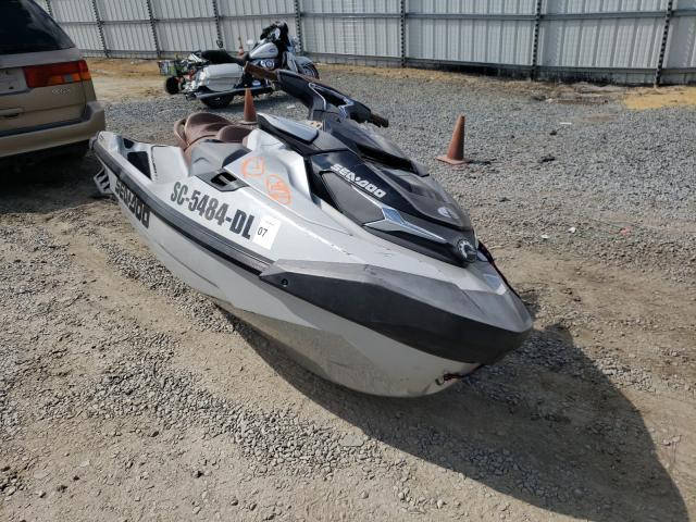 Salvage cars for sale from Copart Lumberton, NC: 2019 Seadoo GTX Limited