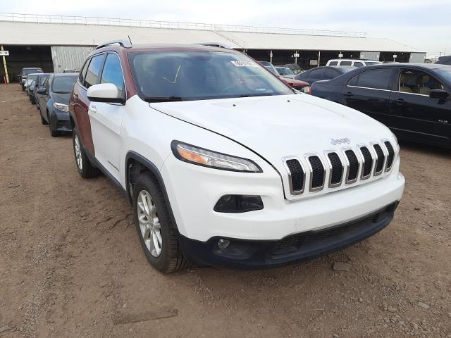 Salvage cars for sale from Copart Phoenix, AZ: 2017 Jeep Cherokee L