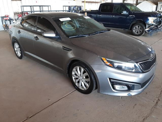 Salvage cars for sale from Copart Phoenix, AZ: 2014 KIA Optima EX