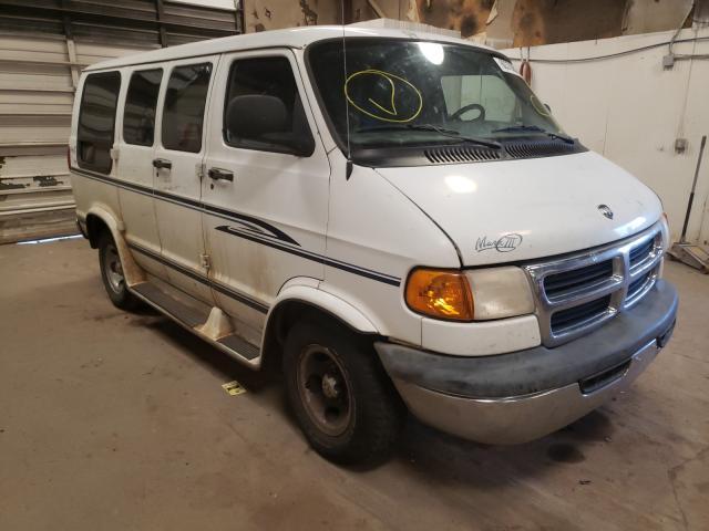 1999 Dodge RAM Van B1 en venta en Casper, WY