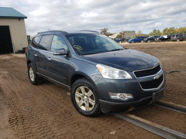 Salvage cars for sale from Copart Kincheloe, MI: 2011 Chevrolet Traverse L