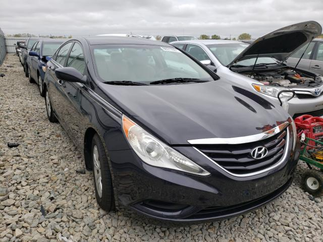 Salvage cars for sale from Copart Appleton, WI: 2011 Hyundai Sonata GLS