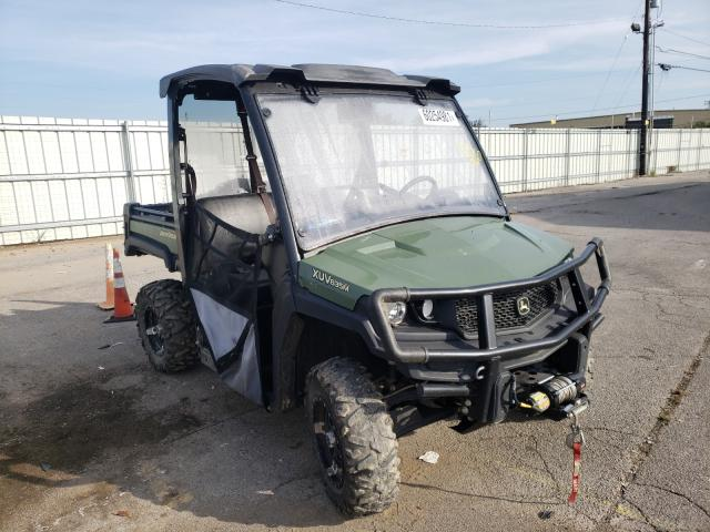 Salvage cars for sale from Copart Lexington, KY: 2019 John Deere Gator
