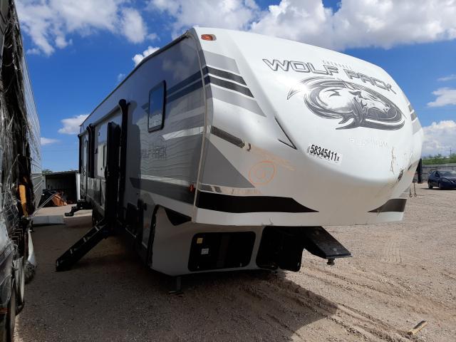 2021 Wildwood Trailer en venta en Tucson, AZ