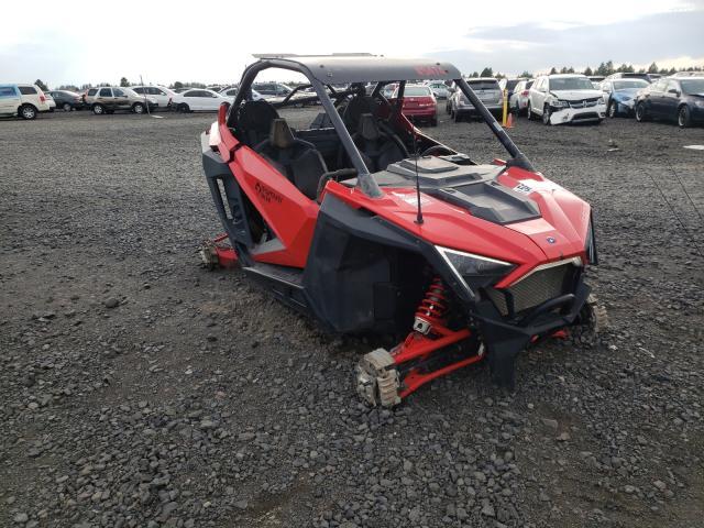 Polaris salvage cars for sale: 2020 Polaris RZR PRO XP