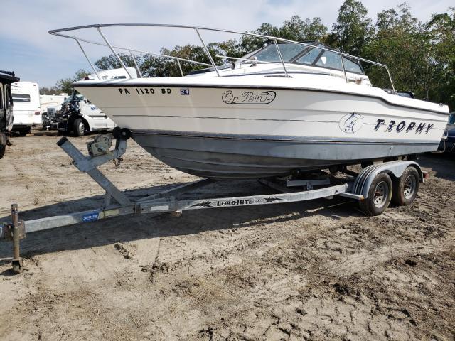 Bayliner salvage cars for sale: 1992 Bayliner 20FT Boat