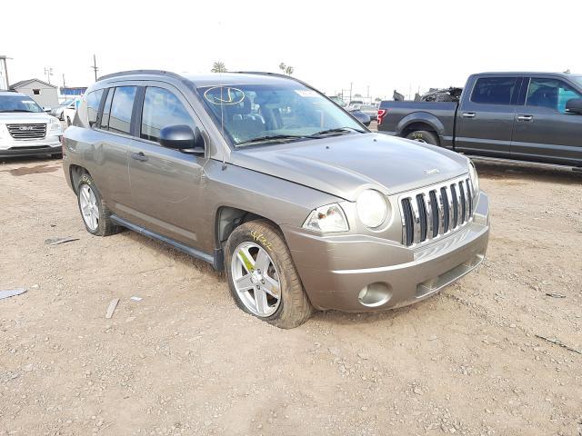 Salvage cars for sale at Phoenix, AZ auction: 2007 Jeep Compass