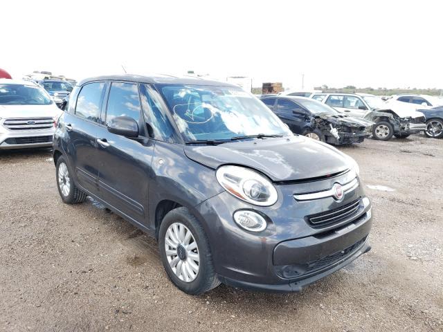 Salvage cars for sale at Tucson, AZ auction: 2014 Fiat 500L Easy