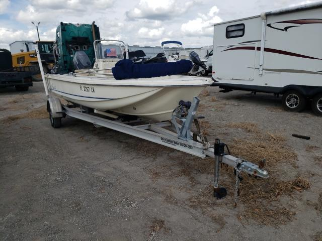 Salvage boats for sale at Riverview, FL auction: 2002 SLP Boat Only