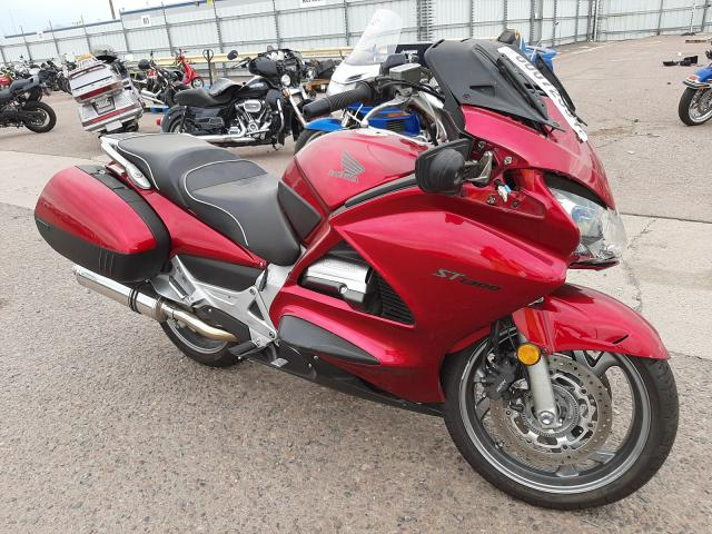 Salvage motorcycles for sale at Phoenix, AZ auction: 2009 Honda ST1300 A