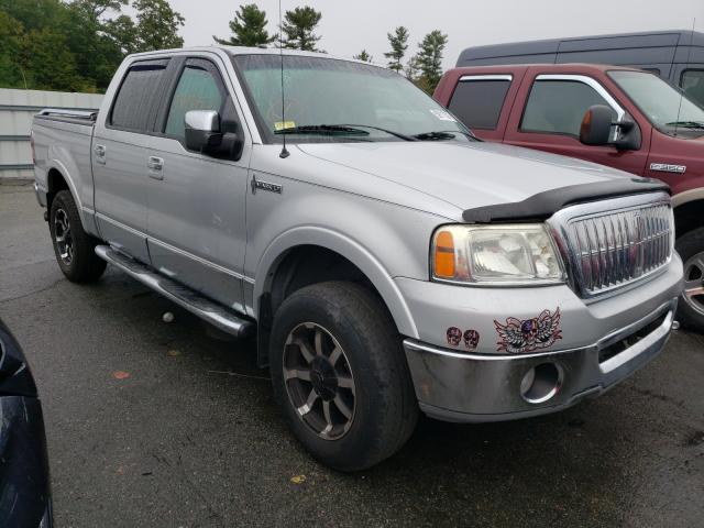 Salvage cars for sale from Copart Exeter, RI: 2007 Lincoln Mark LT
