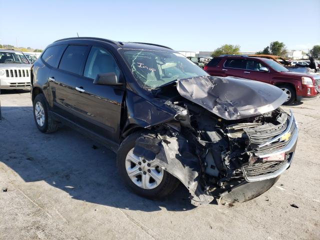 Salvage cars for sale from Copart Tulsa, OK: 2016 Chevrolet Traverse L