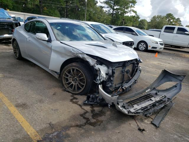 Salvage boats for sale at Eight Mile, AL auction: 2015 Hyundai Genesis CO