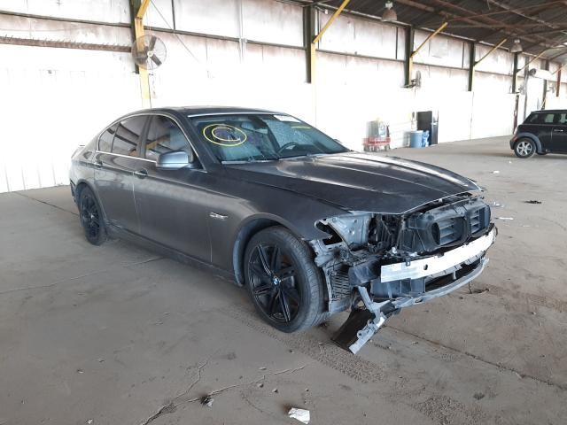 Salvage cars for sale from Copart Phoenix, AZ: 2012 BMW 535 I