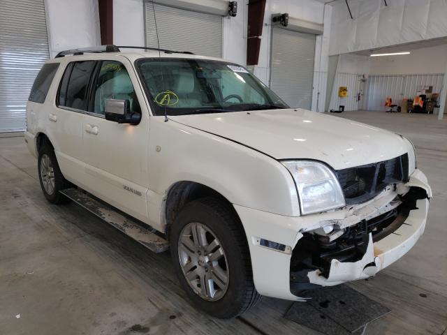 Mercury salvage cars for sale: 2009 Mercury Mountainee