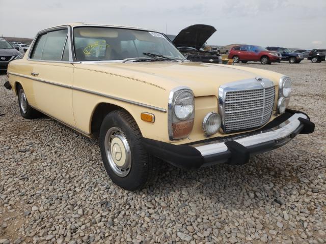 Mercedes-Benz 280-Class salvage cars for sale: 1976 Mercedes-Benz 280-Class