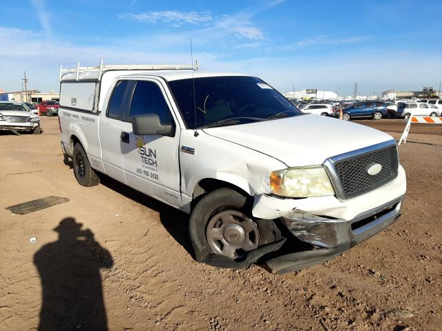 Salvage cars for sale from Copart Phoenix, AZ: 2008 Ford F150