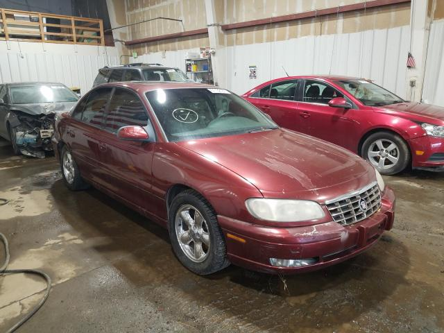 Salvage cars for sale from Copart Anchorage, AK: 1999 Cadillac Catera
