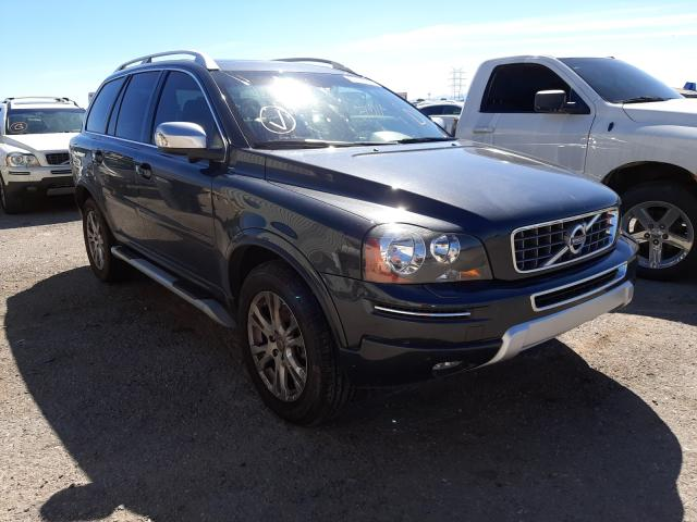 Salvage cars for sale at Tucson, AZ auction: 2013 Volvo XC90 3.2
