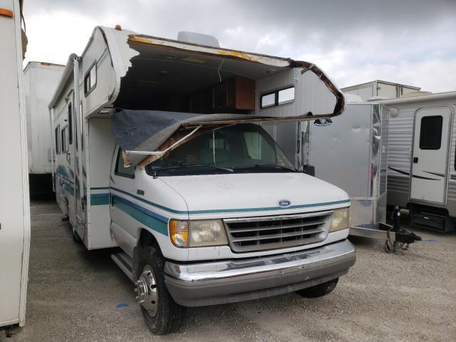 Fleetwood Vehiculos salvage en venta: 1996 Fleetwood RV