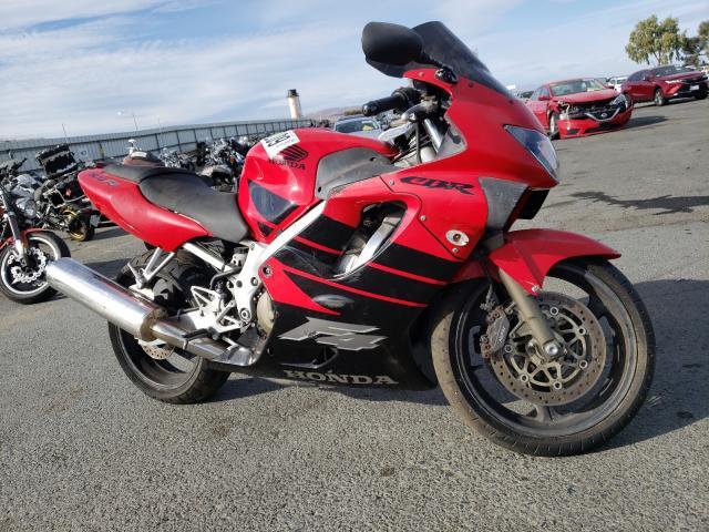 Honda CBR salvage cars for sale: 2000 Honda CBR