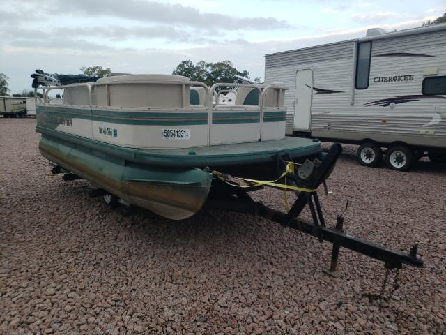 Crestliner salvage cars for sale: 1999 Crestliner Boat TRL