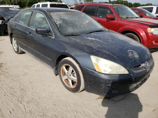 Honda Accord salvage cars for sale: 2005 Honda Accord