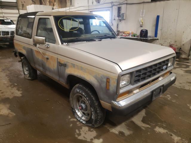 1988 Ford Bronco II en venta en Casper, WY