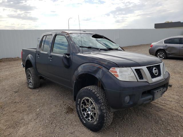 Vehiculos salvage en venta de Copart Bismarck, ND: 2012 Nissan Frontier S