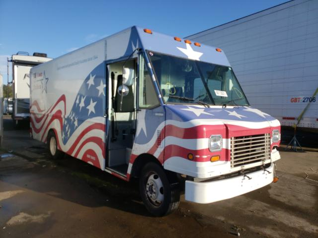 Workhorse Custom Chassis salvage cars for sale: 2005 Workhorse Custom Chassis Forward CO