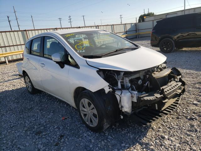 Salvage cars for sale from Copart Haslet, TX: 2019 Nissan Versa Note