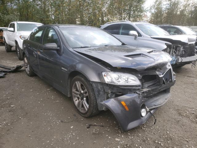 Pontiac G8 salvage cars for sale: 2008 Pontiac G8