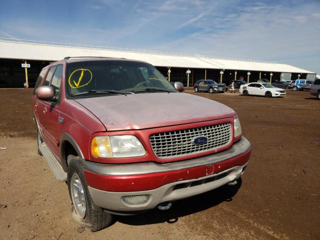 Salvage cars for sale from Copart Phoenix, AZ: 2000 Ford Expedition