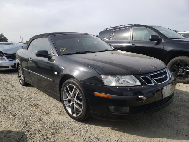 Salvage cars for sale from Copart Antelope, CA: 2005 Saab 9-3 ARC